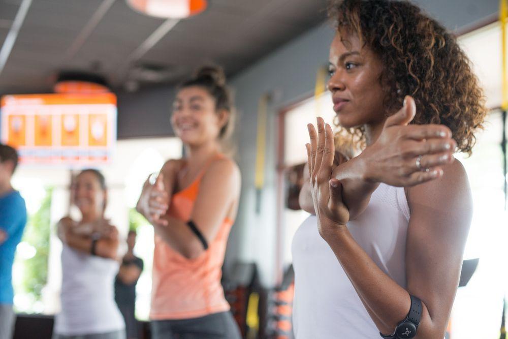 Orangetheory Fitness Worcester