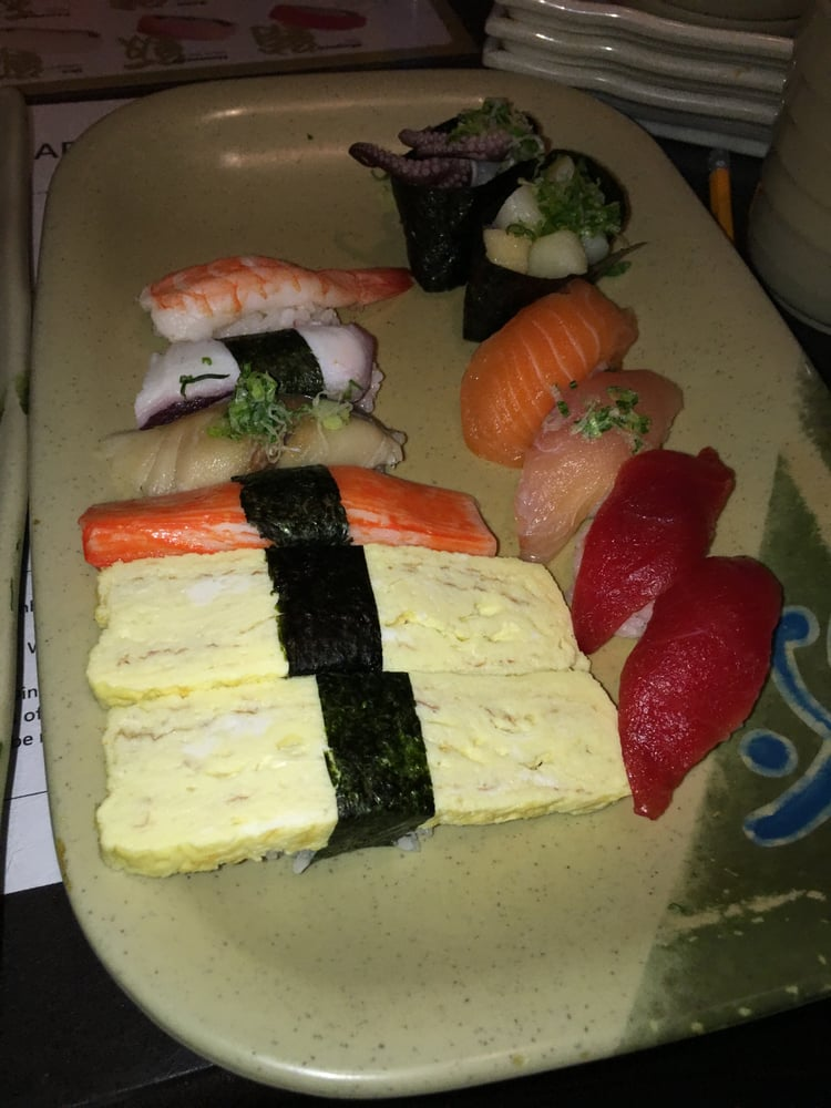sushi in japanese writing Honto sushi kaiba: the best sushi in japan - see 24 traveler reviews, 42 candid photos, and great deals for osaka, japan, at tripadvisor.