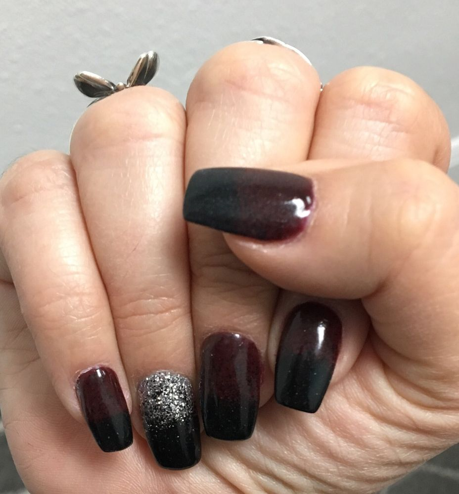 Jenny is awesome with nail duo ombré! - Yelp