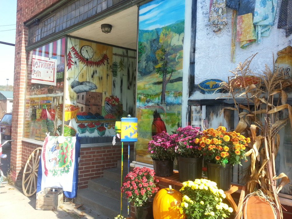 Mountain Roots Market: 148 W 2nd St, Weston, WV