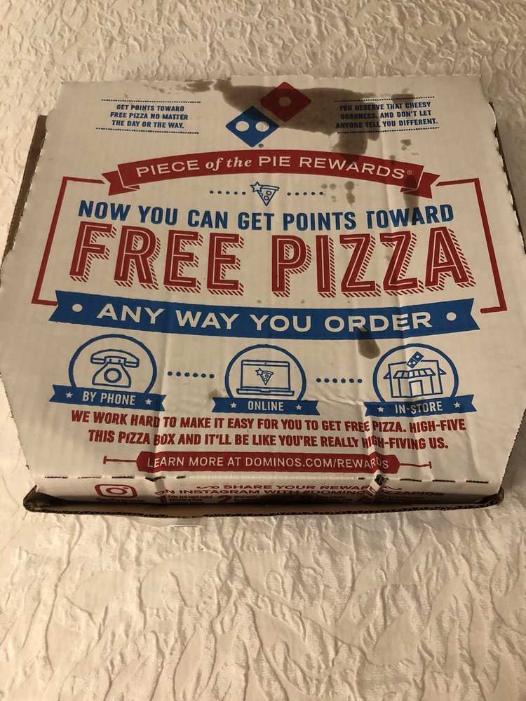 Domino's Pizza: 1 West Rigby St, Manning, SC