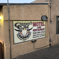 Photo Of Canyon S End Motel Meadview Az United States