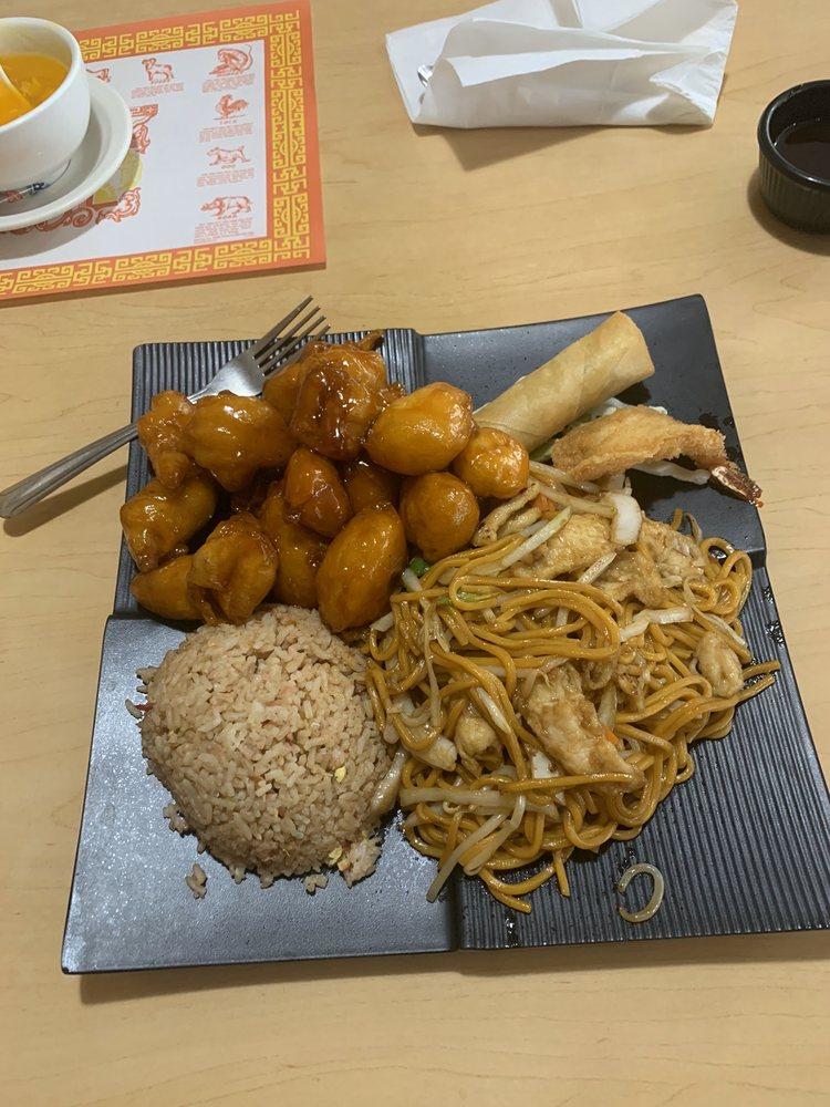 New Hong Kong Restaurant: 918 W Wine Country Rd, Grandview, WA
