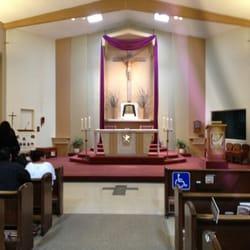 Santa clarita catholic church