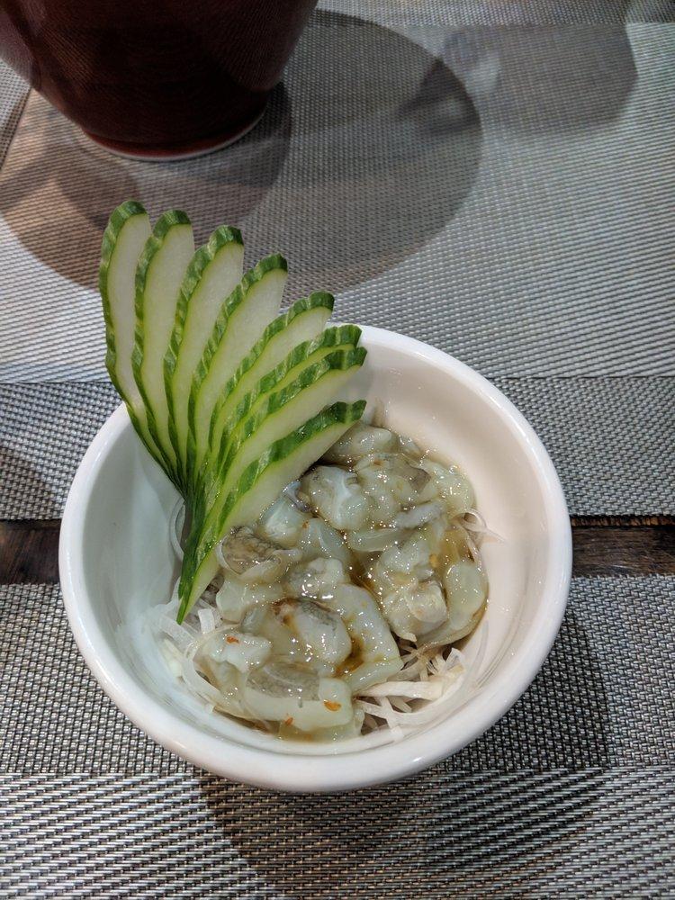 Food from Hashi Ramen & Izakaya