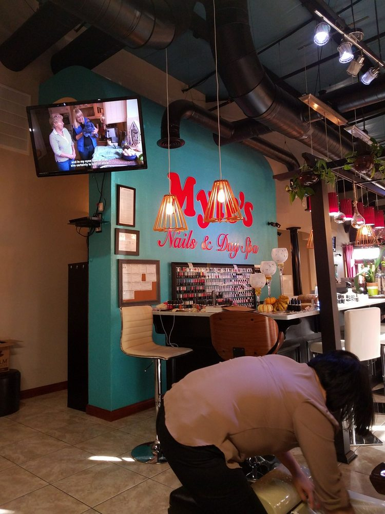 Myle S Nails Day Spa