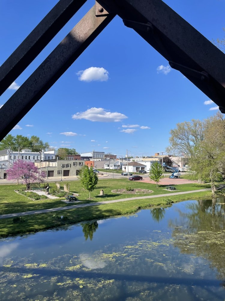 William G Stratton State Park: 401 Ottawa St, Morris, IL