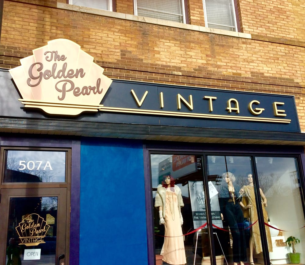 The Golden Pearl Vintage