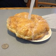 Yummy Coconut Doughnut Photo Of Country Kitchen Donuts Walpole Ma United States