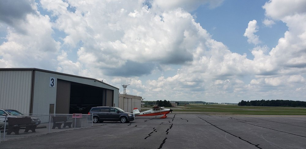 Dubois County Airport Authority: 2495 W 900S, Huntingburg, IN