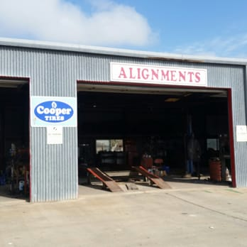 A & D Wheel Alignment - Tires - Highway 59, Beeville, TX - Phone Number - Yelp