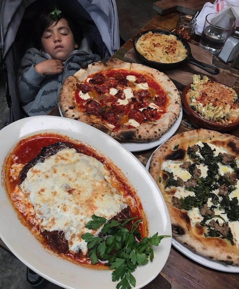 Fornino (Brooklyn) - A Pizza New York - YouTube