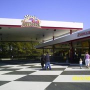 Inside Photo Of Nascar Sdpark Myrtle Beach Sc United States The