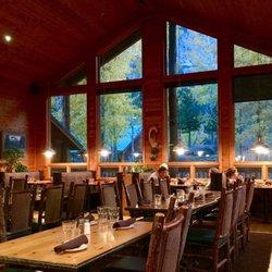 Photo Of Eagle S Landing Restaurant June Lake Ca United States Elegant Dinning