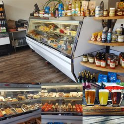 Photo Of Uptown Deli And Brew Westerville Oh United States Counter