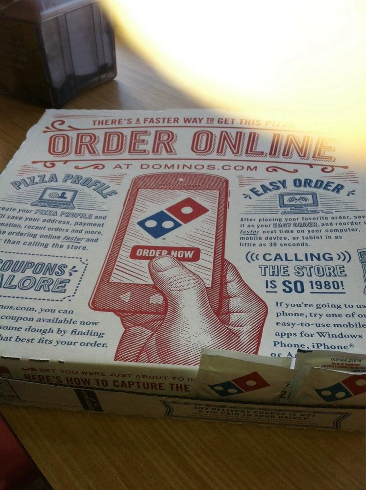 Domino's Pizza: 1675 Market Way, Ammon, ID