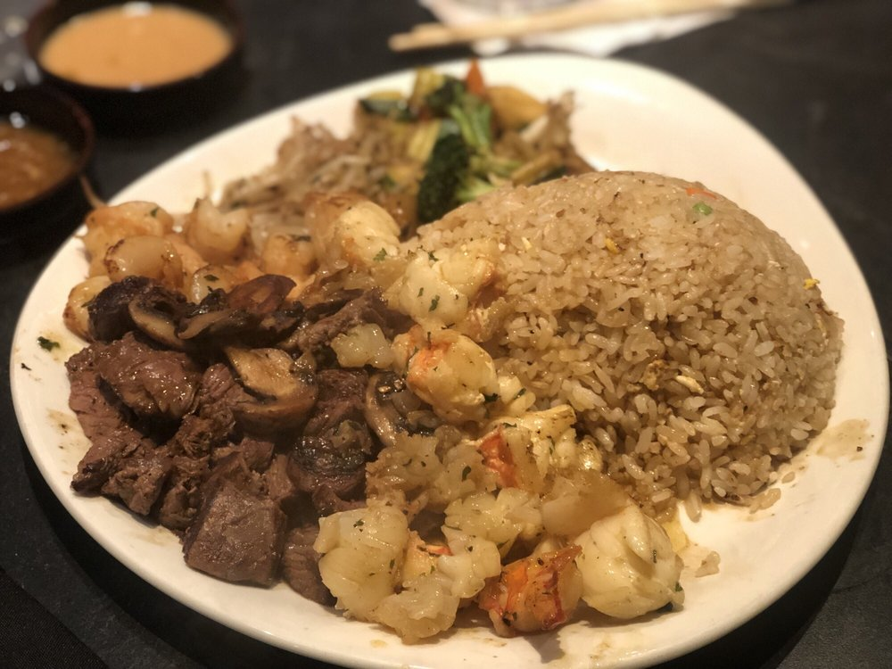 Kobe Steakhouse of Japan: 16801 Burke St, Omaha, NE
