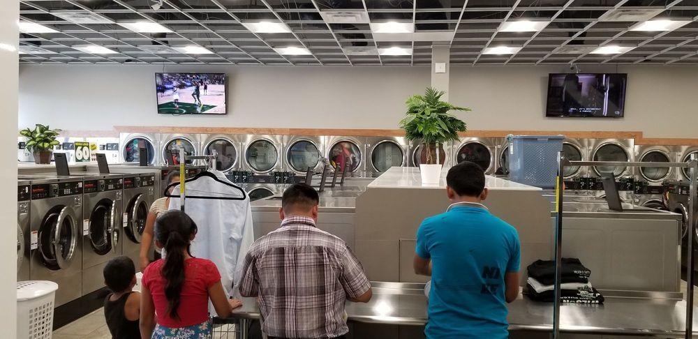 King's Laundromat: 8530 Washington Blvd, Jessup, MD