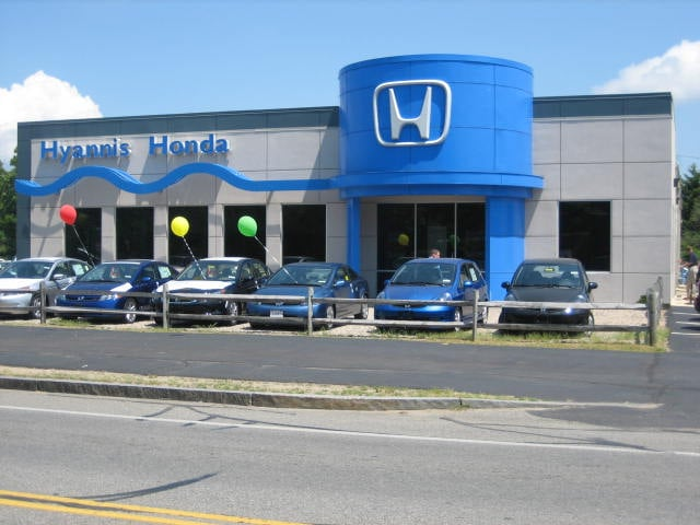 hyannis honda 11 reviews car dealers 830 w main st hyannis ma united states phone. Black Bedroom Furniture Sets. Home Design Ideas