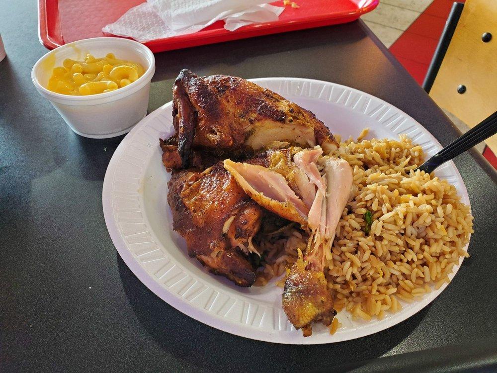 Food from El Pollon