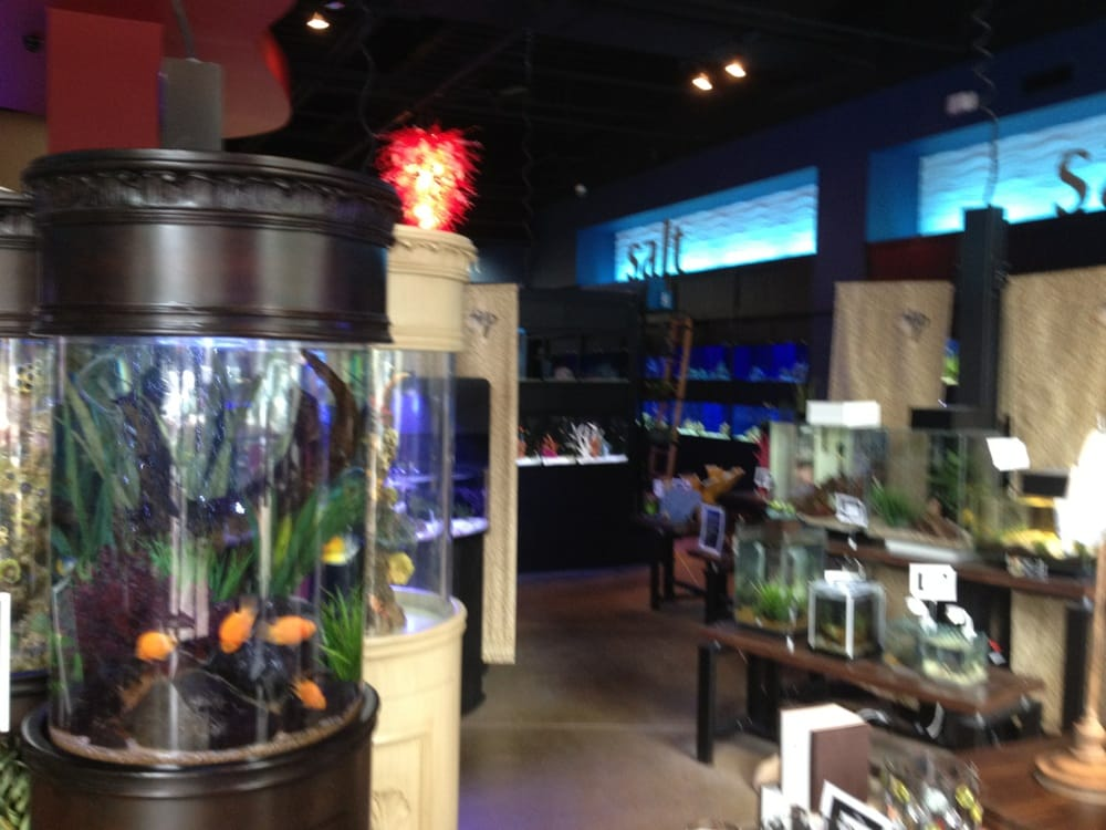 Picasso Exotic Aquatics: 11560 Ash St, Leawood, KS
