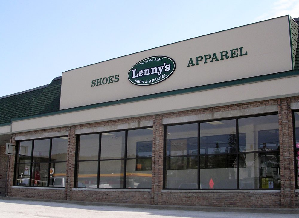 Lenny S Shoe And Apparal