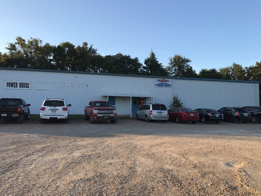 Gymnastics Power House: 4025 Clarksville St, Paris, TX