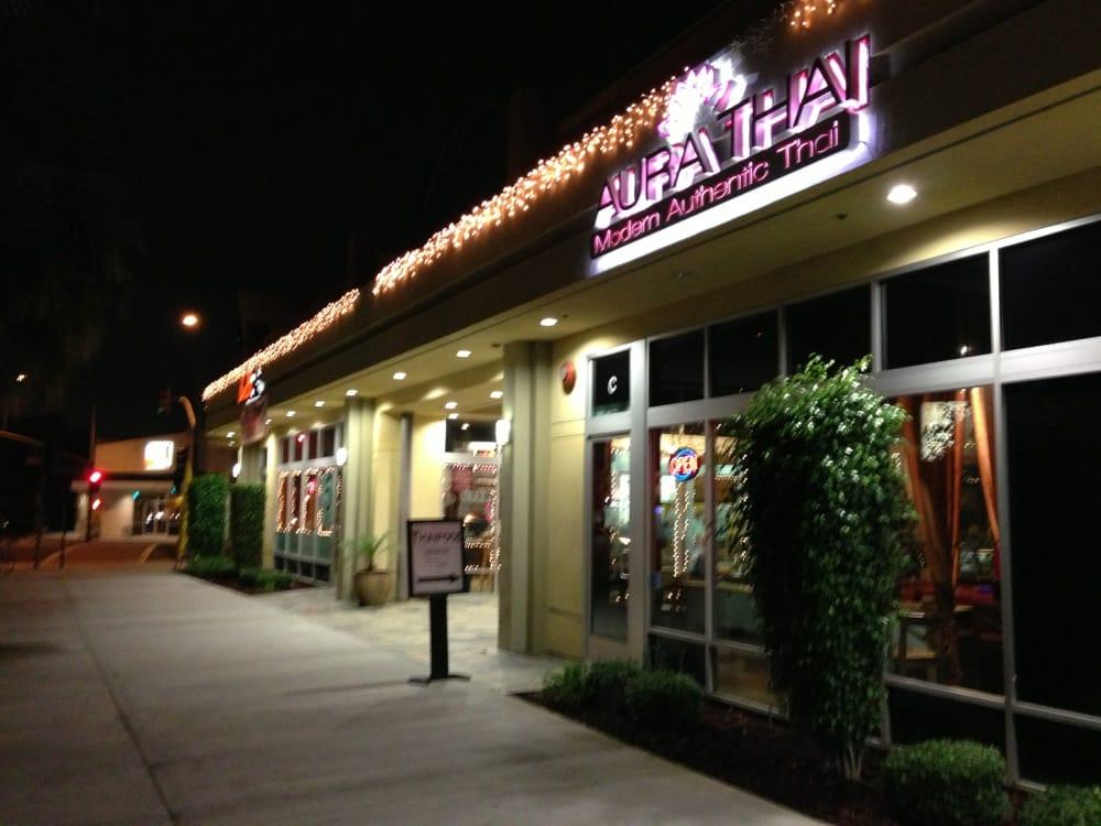 Aura Thai Long Beach Ca