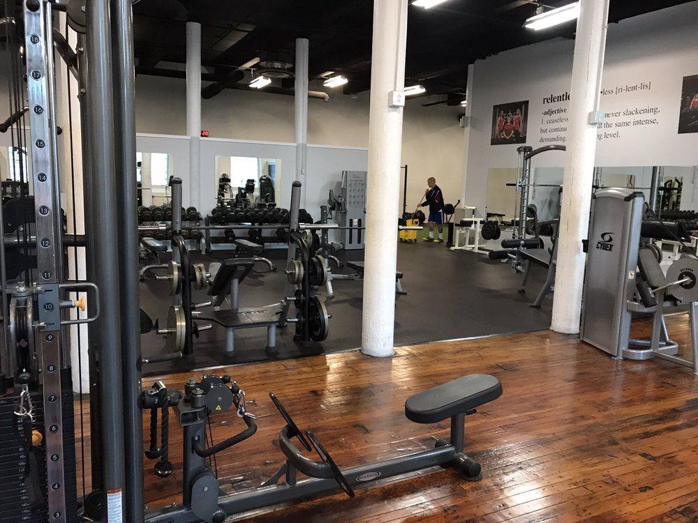 Impact Fitness: 40 Main St, Biddeford, ME