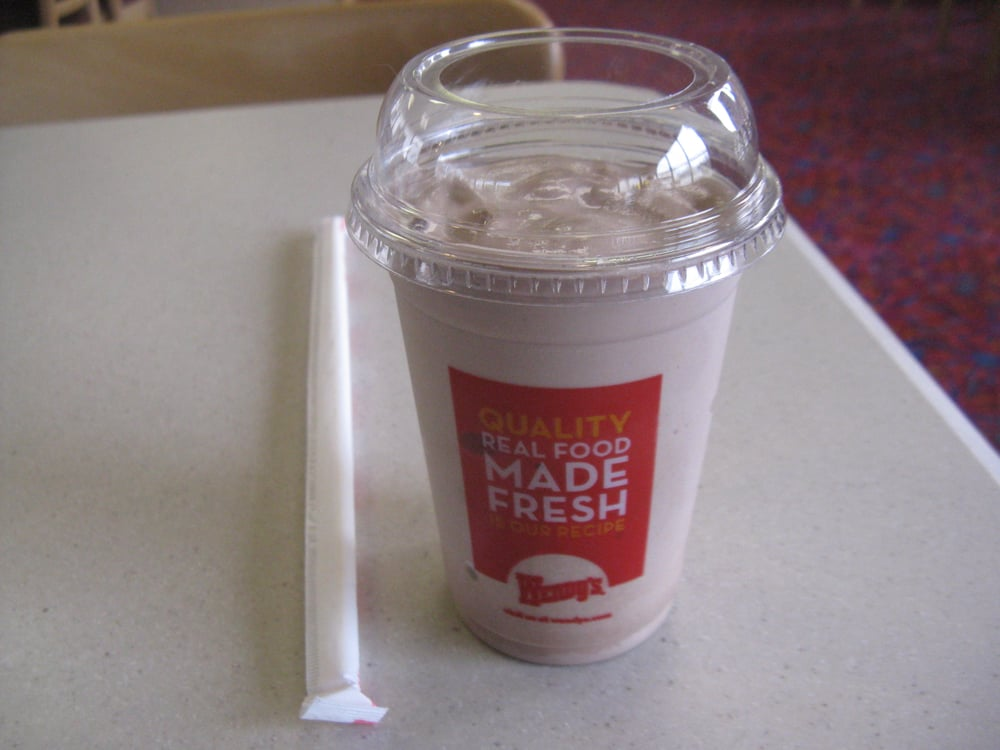 One Small Frosty For 99 Cents