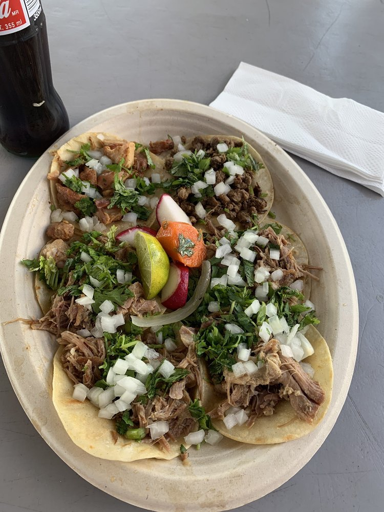 Muy Macho Mexican Grill -Food Truck: 8491 14th Ave S, Seattle, WA