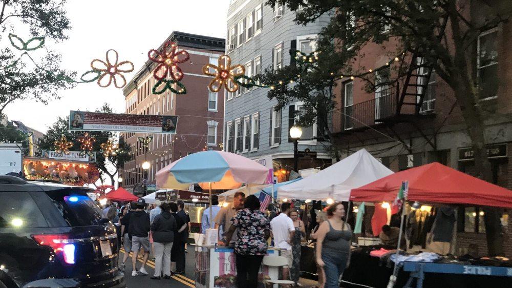 Photo of The North End: Boston, MA