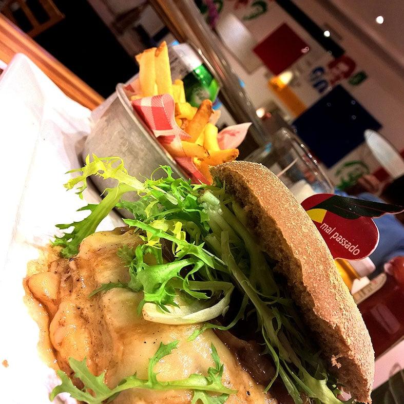 America Burger - Paulista