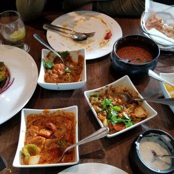 Adrak Indian Restaurant Menu
