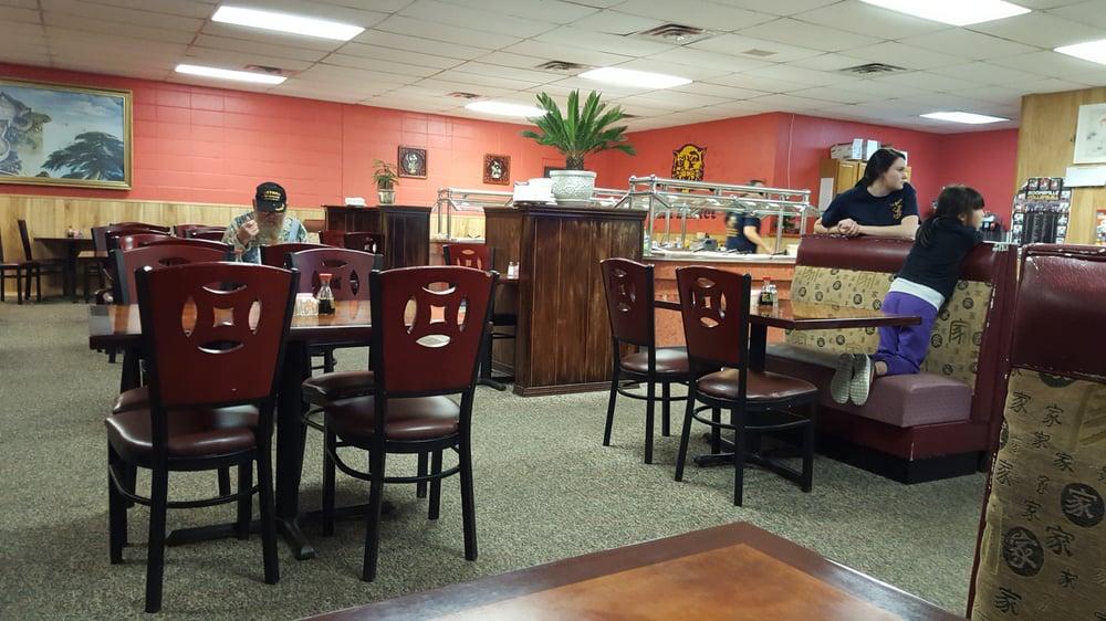 Lin Buffet: 227 E Main St, Booneville, AR