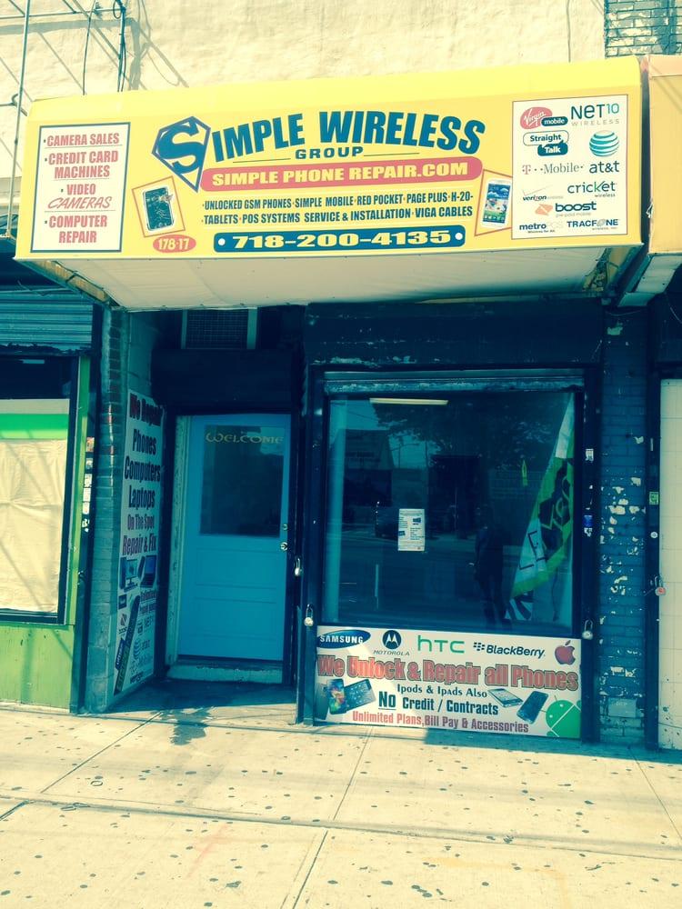 Simple Wireless Group: 178-17 Jamaica Ave, Jamaica, NY