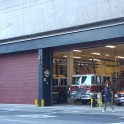 San Francisco Fire Department - Station #13 - Public