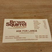 Front Entrance To Photo Of Brown Squirrel Furniture   Knoxville, TN, United  States ...