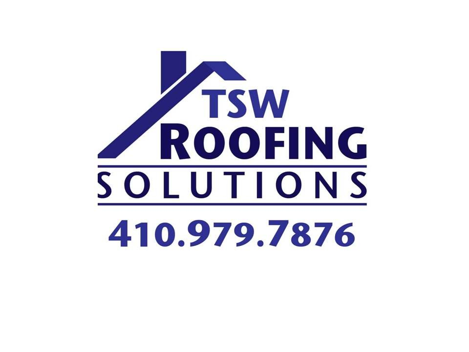 TSW Roofing Solutions: 1615 Robin Cir, Forest Hill, MD