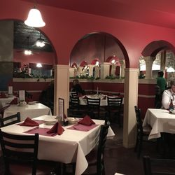 Photo Of Malara S Italian Restaurant Omaha Ne United States Dining Area