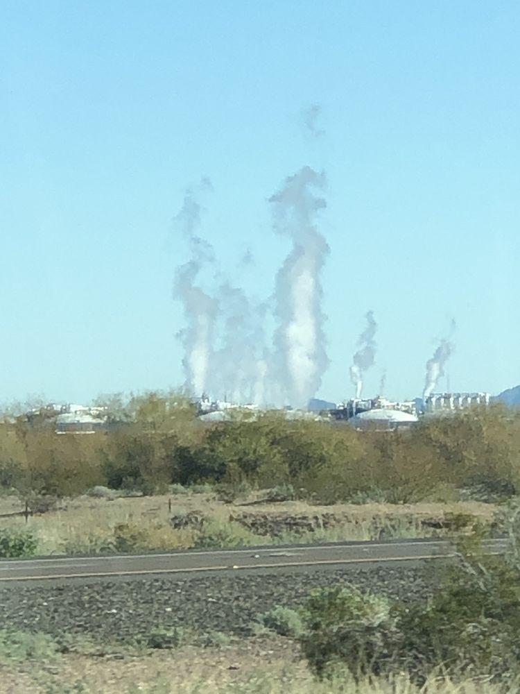 Abengoa Solar Solana Power Plant: Gila Bend, AZ