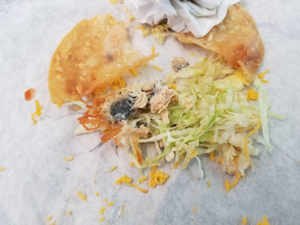 Tony's Mexican Food: 290 W Mill St, San Bernardino, CA