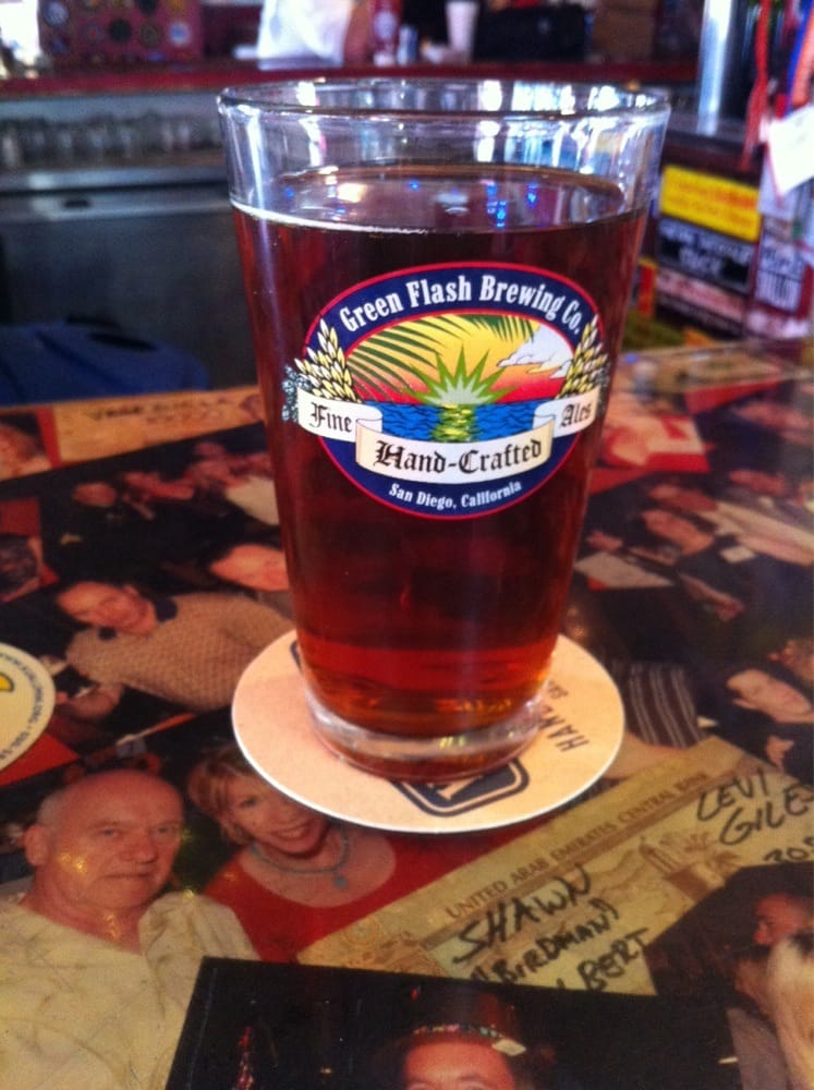 Meatloaf Wednesday, Red Trolley Ale - Review of Karl ...