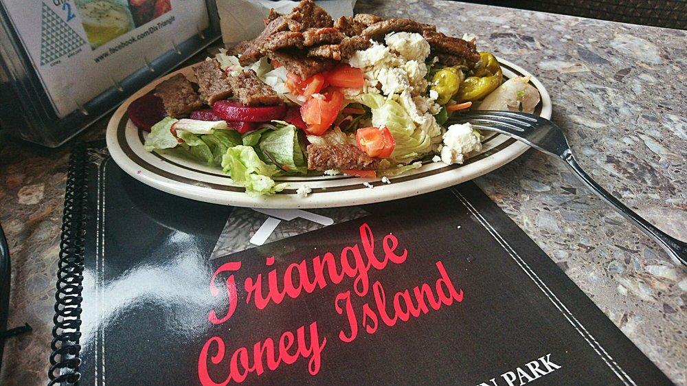 Triangle Coney Island: 6565 Allen Rd, Allen Park, MI