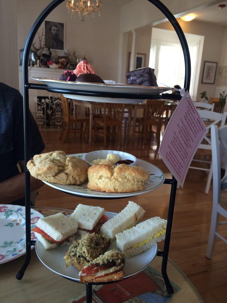 Muir Tea Room Sebastopol Ca