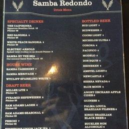 Samba Brazilian Steakhouse Redondo Beach The Best Beaches In