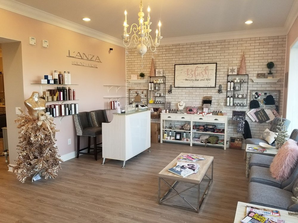 Blush Beauty Bar: 7569 Bridgetown Rd, Cincinnati, OH