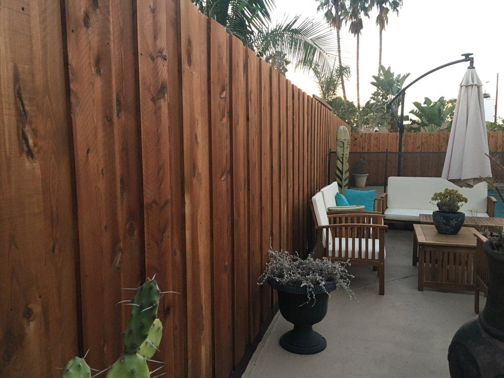 Hammerhead Fence: San Diego, CA