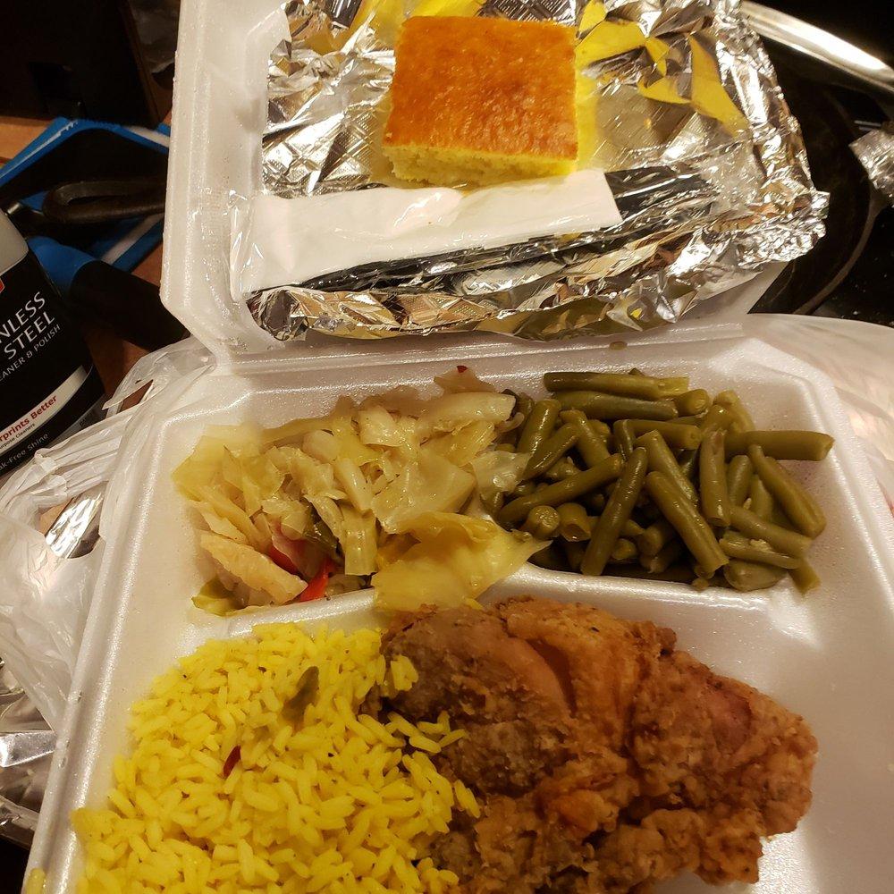 Brown's Soul Food Restaurant & Catering: 6733 Springdale Dr, Riverdale, GA