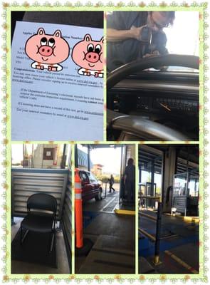 Washington State Motor Vehicle Emission Inspection Station ...